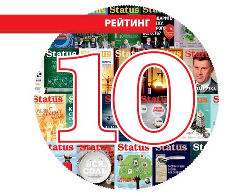 10 самых цитируемых предпринимателей Новосибирска