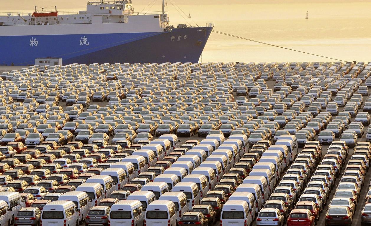 Автомобильный рынок России: результаты за 9 месяцев 2015 года