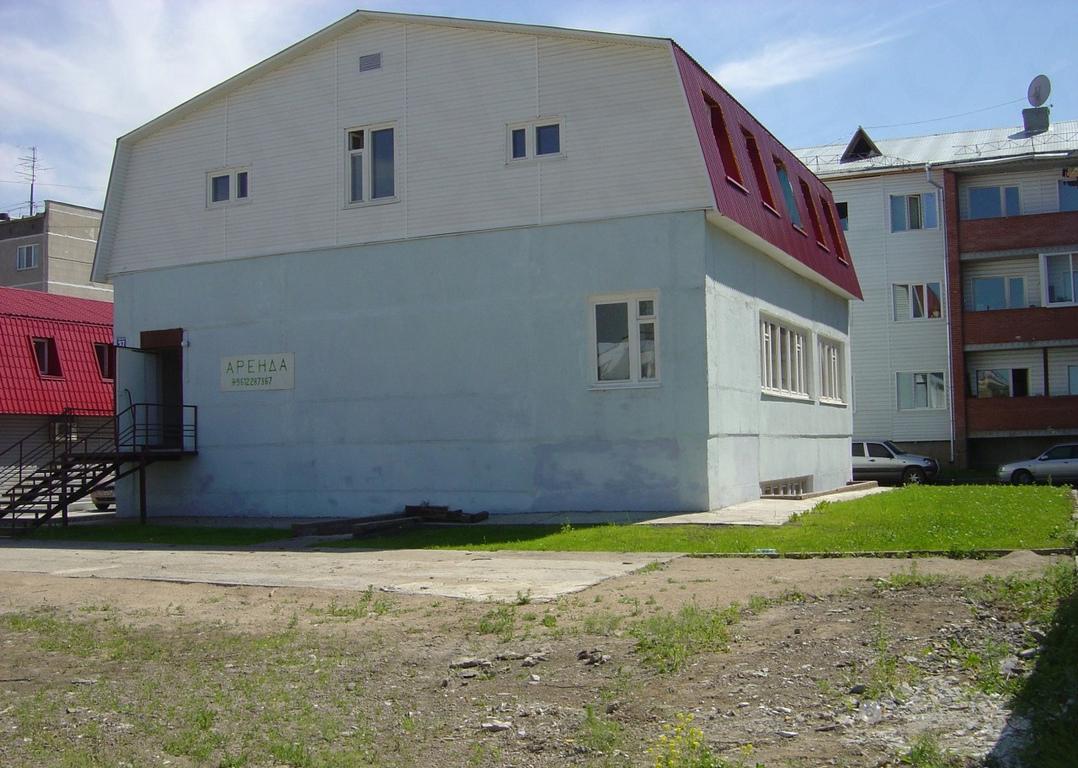 Продажа отдельно стоящего многофункционального здания, 548.6 м²