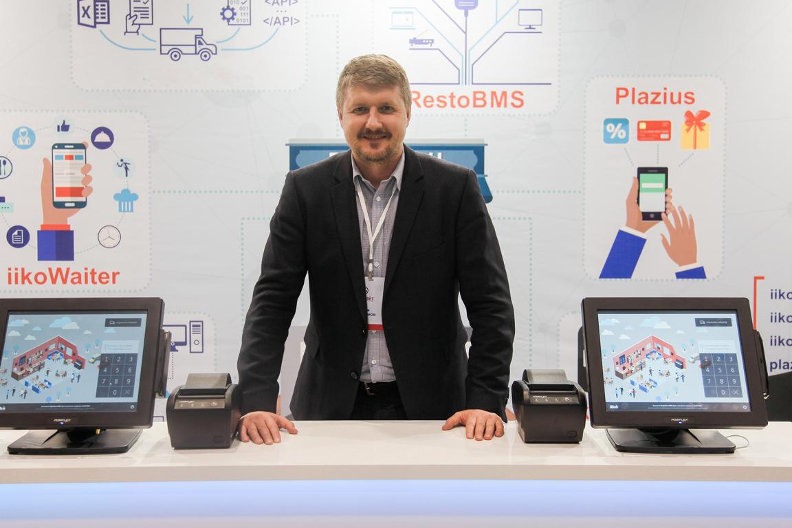 Максим Трофимов: «Наконец-то мы добрались до автоматизации собственного бизнеса»