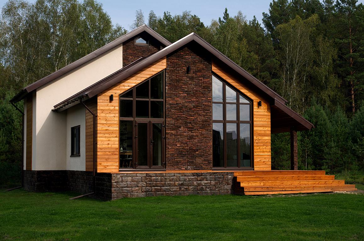Как построить Сибирский дом?