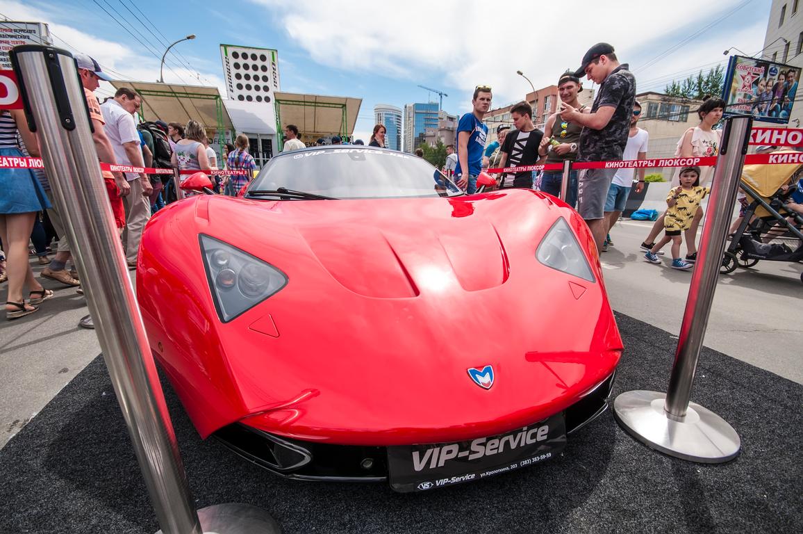 Фестиваль авто-тюнинга EXPO Fest Genesis