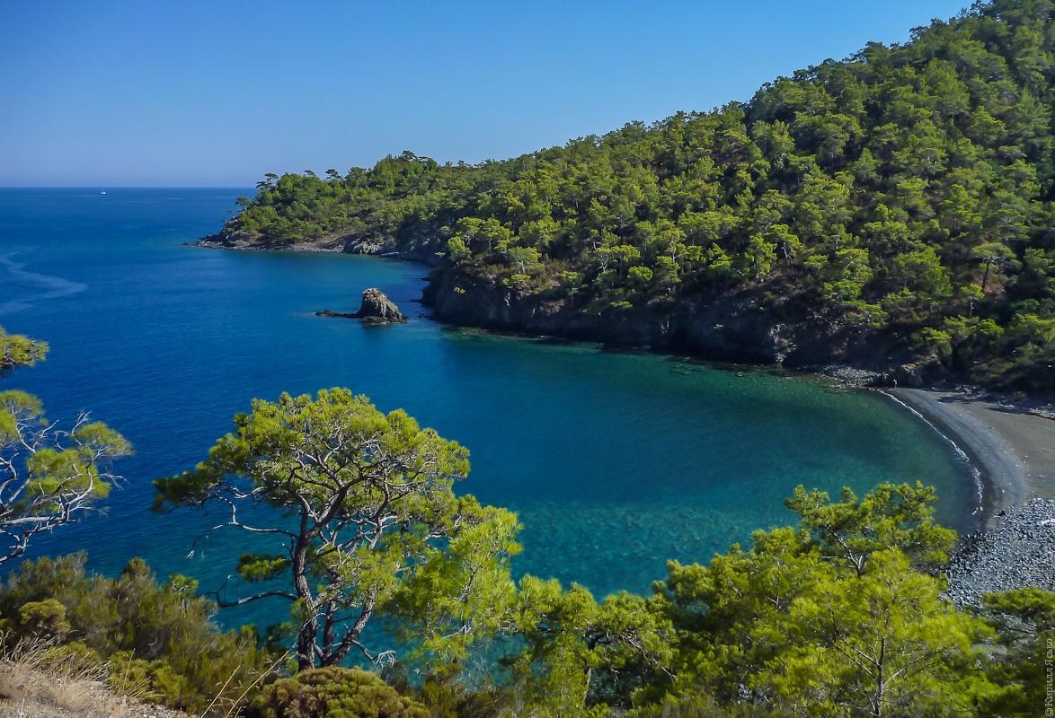 Skyscanner составил рейтинг самых красивых секретных пляжей мира