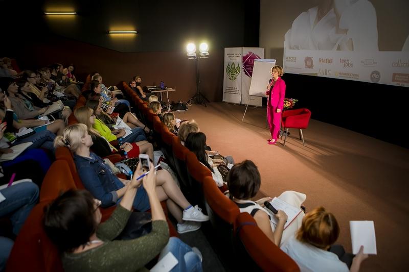 Мастер-класс Анетты Орловой в Новосибирске