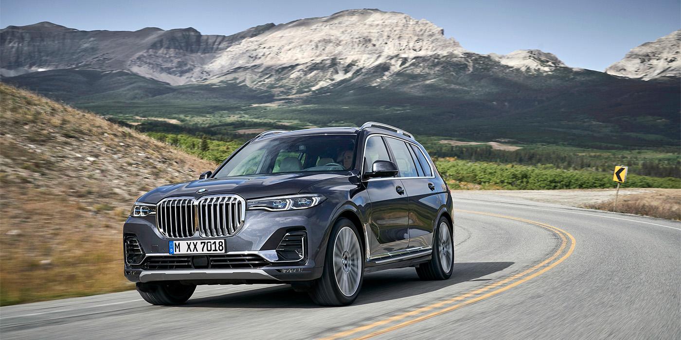 BMW X7 в Новосибирске начнут продавать в марте 2019 года