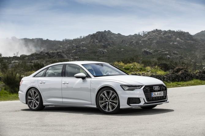 Audi A6 нового поколения в ноябре начнут продавать в «Ауди Центр Новосибирск»