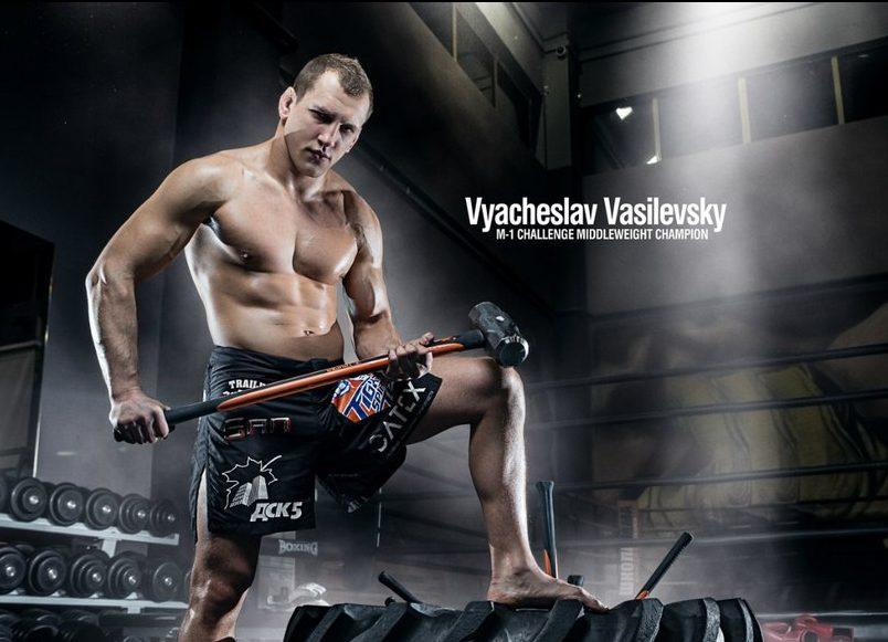Вячеслав Василевский: «Главная победа — в твоей голове»