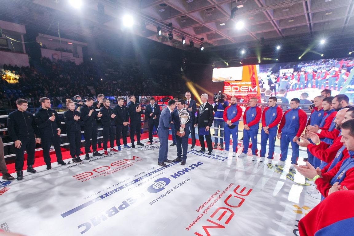 XII международный турнир по единоборствам «Кубок дружбы»
