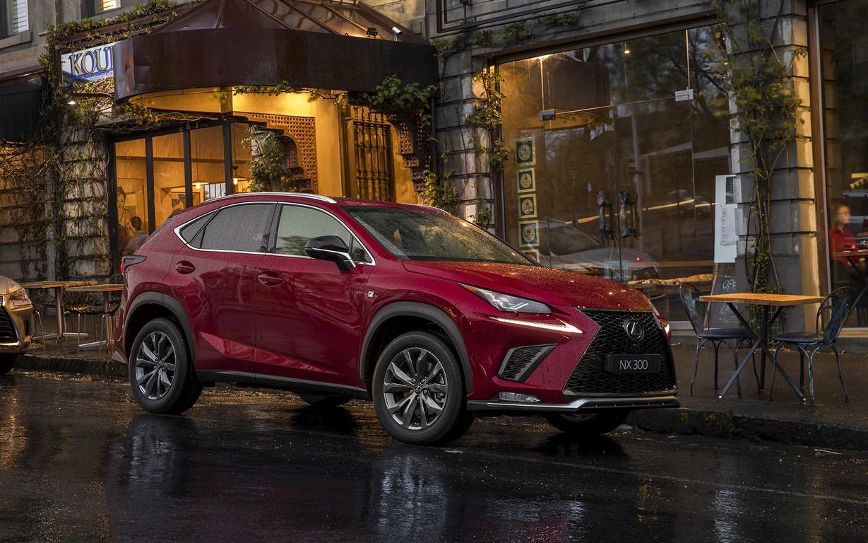 Безупречное удовольствие Lexus