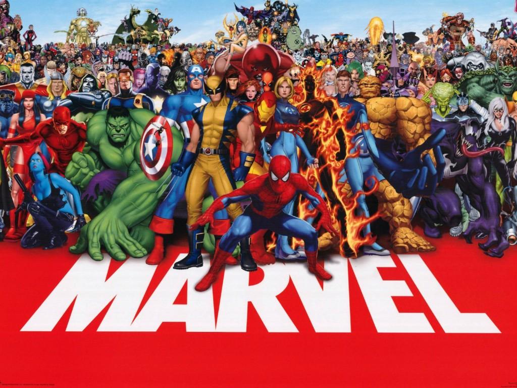 Вселенная Marvel: история бренда