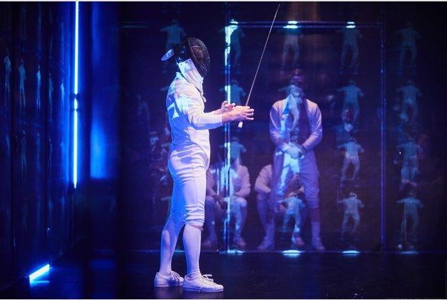 Спектакль Sociopath / Гамлет театра «Старый дом» вошел в программу фестиваля «Золотая маска»