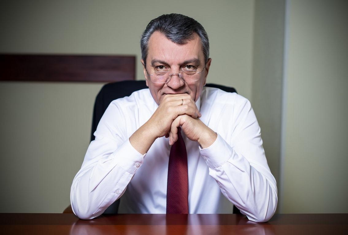 Сергей Меняйло: «В Сибири есть сильное объединяющее начало»