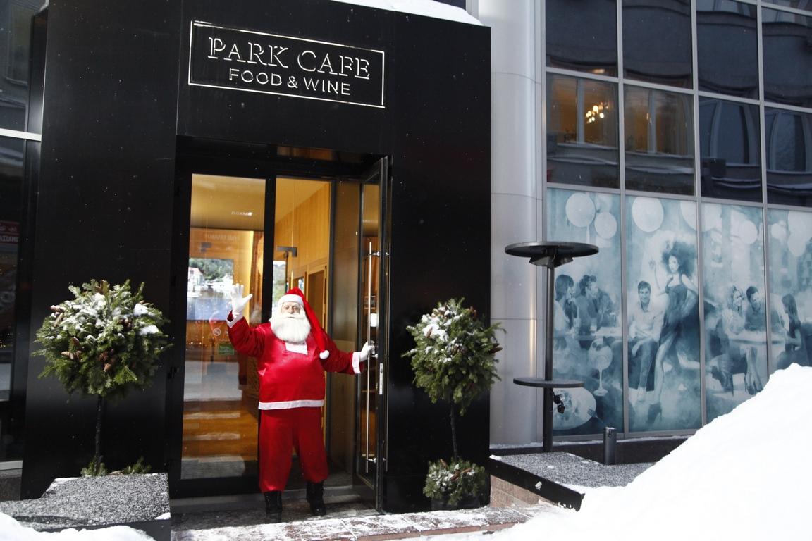 Новый год в Park Café