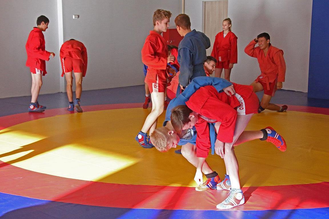 «Атлетика» – спортивный город для всей семьи!
