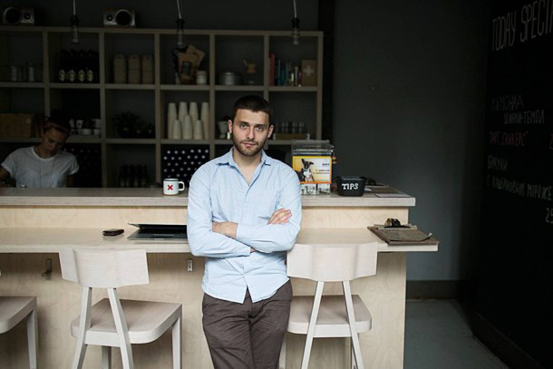 Впервые в Новосибирске самый молодой и успешный издатель — Илья Красильщик