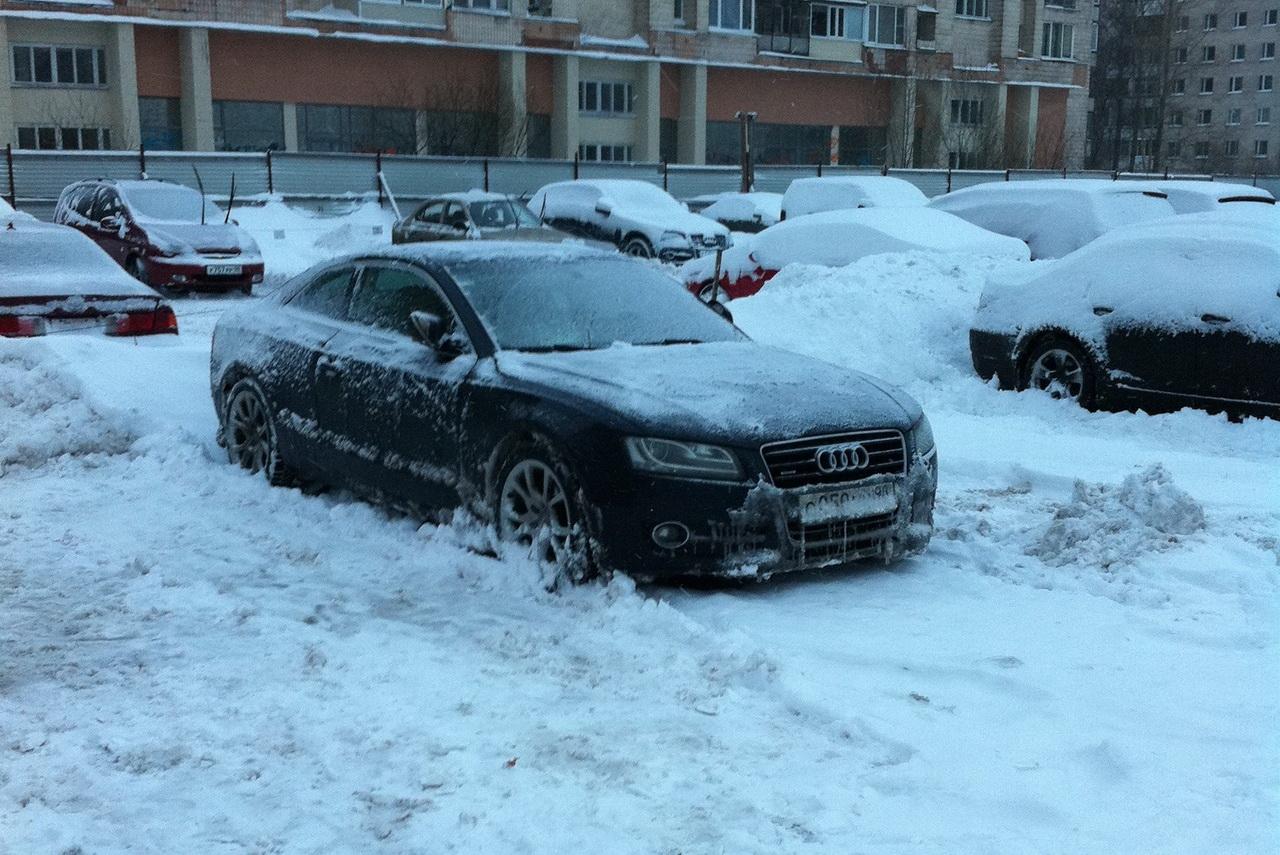 Новосибирск занял 3-е место по росту спроса на услуги отогрева авто