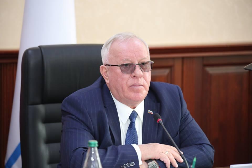 Глава Республики Алтай Александр Бердников подал в отставку