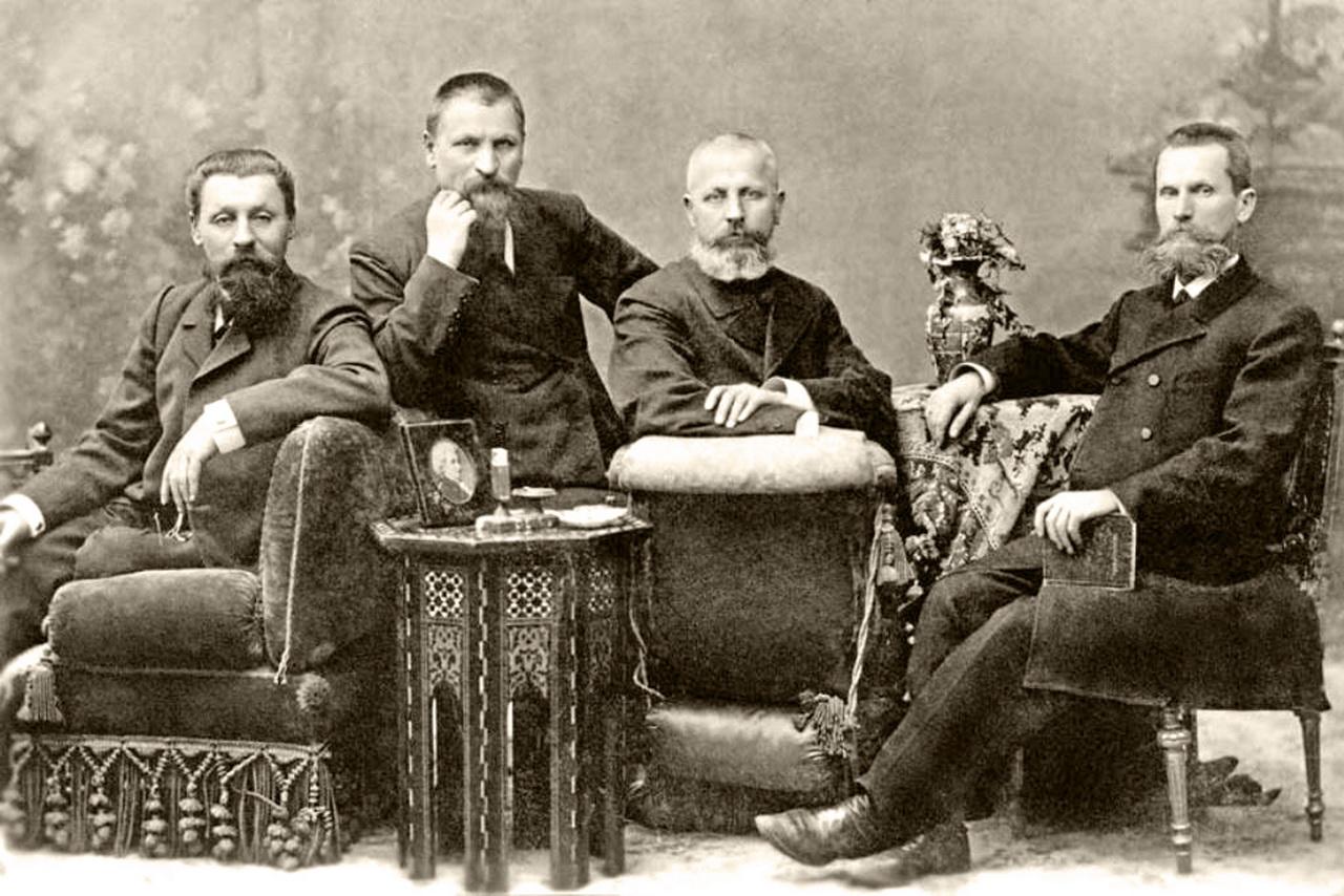 Исторические хроники. Сибирские олигархи XIX века