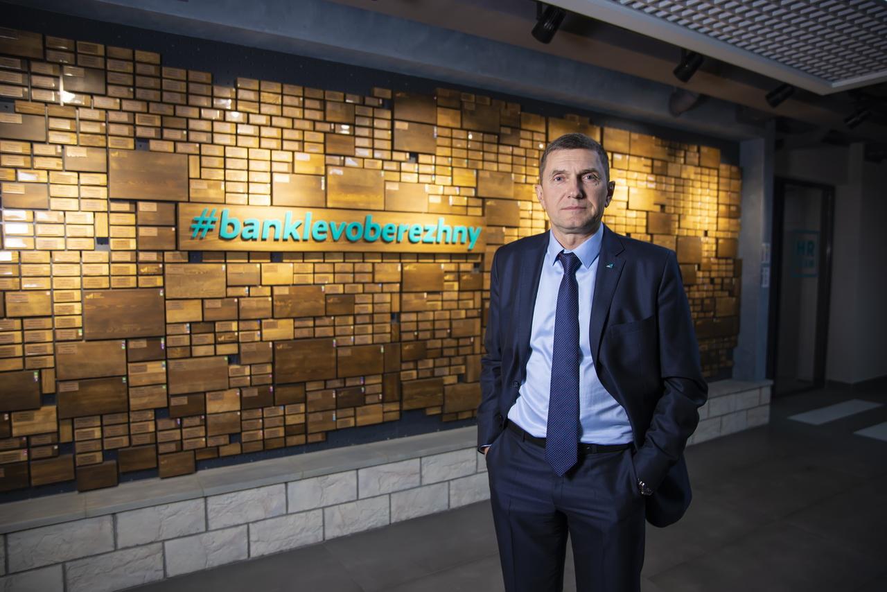 Владимир Шапоренко: «Мы стремимся сделать общение с банком максимально прозрачным»