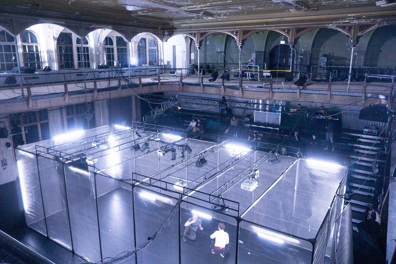 Театр «Старый дом» представил спектакль «Sociopath / Гамлет» на берлинском фестивале AUGENBLICK MAL!