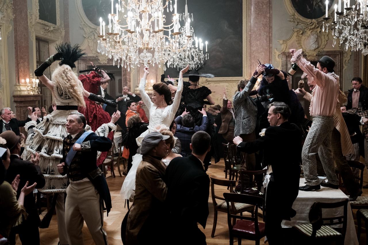 11-й Фестиваль немецкого кино в кинотеатре «Победа»