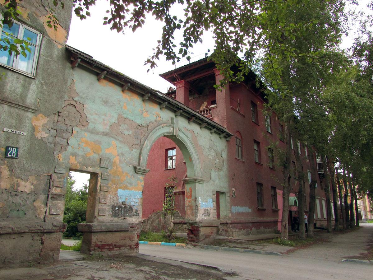 «Первый театр» ищет своё место на карте Новосибирска