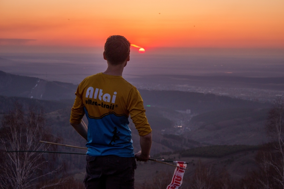 Altai Ultra Trail: бег на высоте