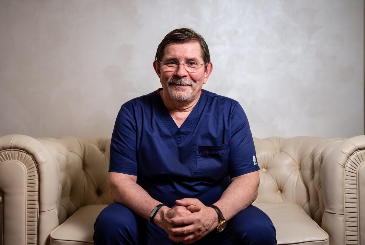 Александр Чернявский: «Деятельность клиники будет прозрачной и открытой»
