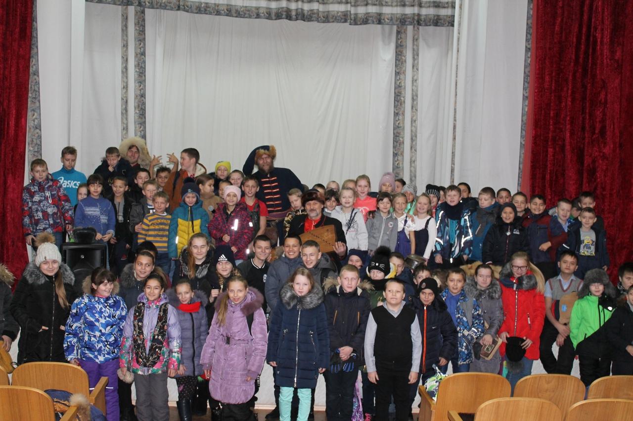Интерактивные занятия в Кемеровской области