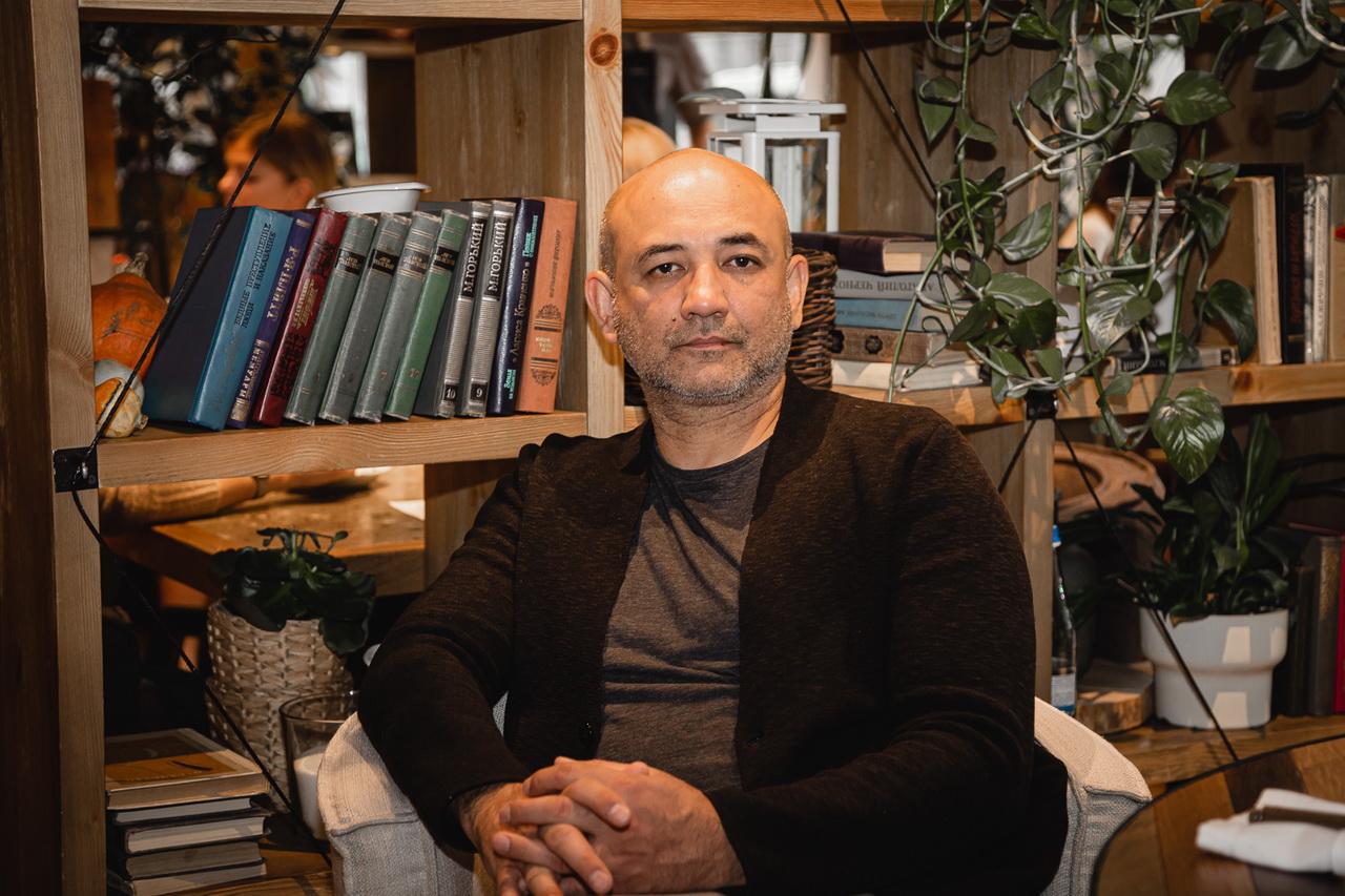Бабур Исмаилов: «Художник не может врать себе и миру»