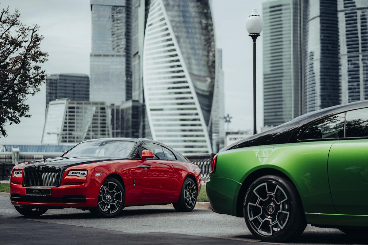 Rolls-Royce Motor Cars установила новый рекорд продаж в России