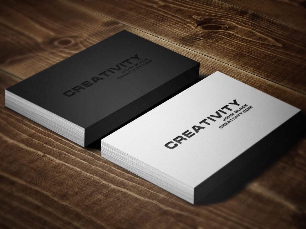 Бизнес-визитки и их самостоятельное оформление в графических редакторах