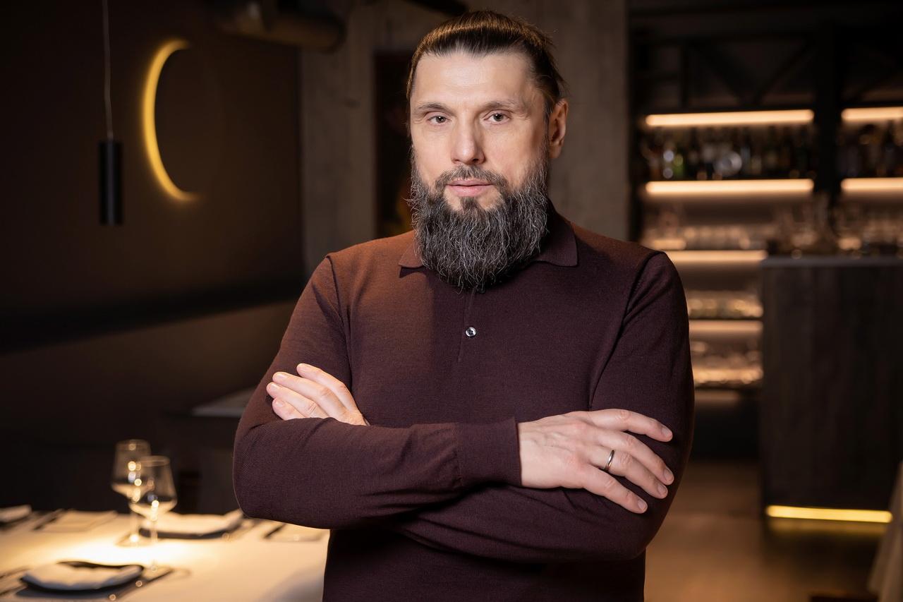Ян Скопин: «Еда и вино не терпят суеты»