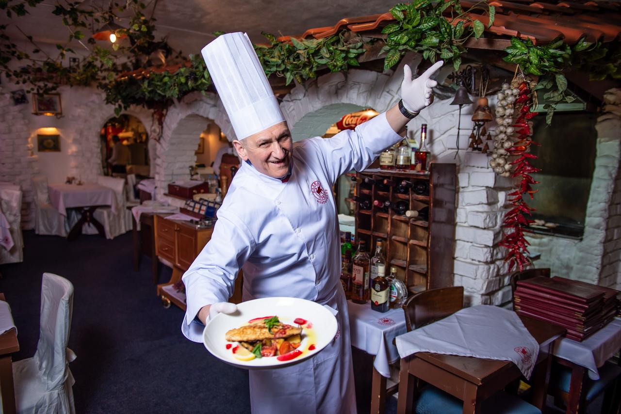 «Балкан-Гриль» — место, где гостям рады