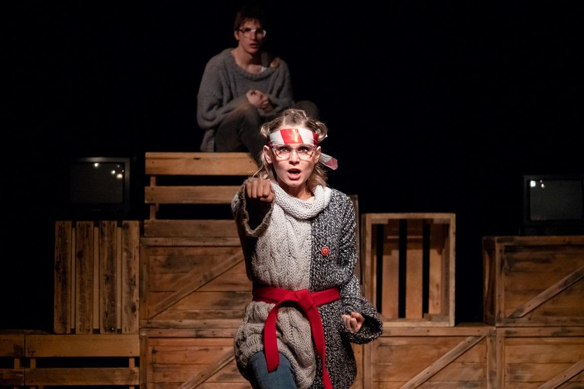 Спектакль «Первого театра» вошел в программу «Детский weekend» фестиваля «Золотая маска»