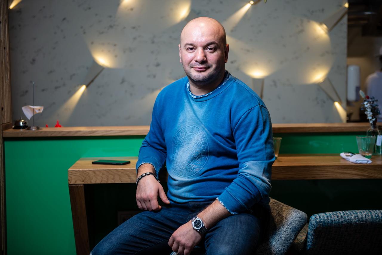 Виталий Брегадзе: «Avocado Queen станет культовым местом города»