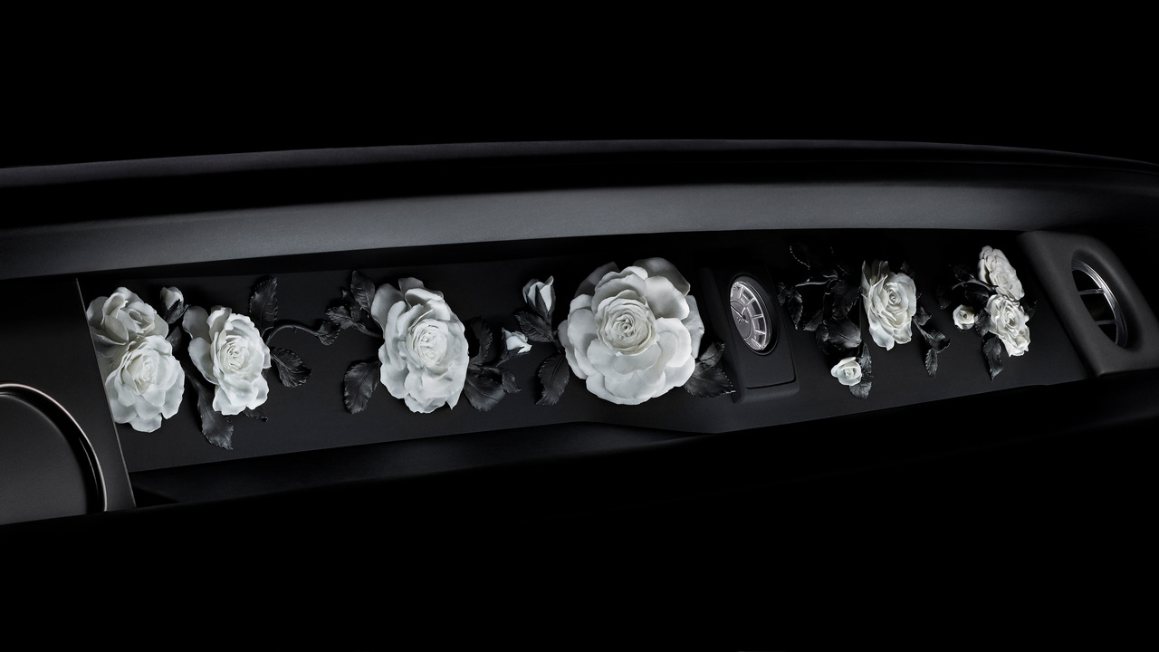 Роза сорта Phantom: цветущая муза Rolls-Royce