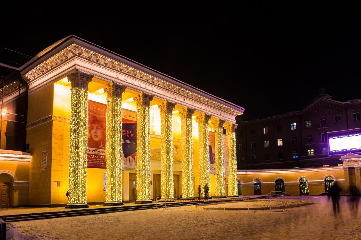 Театры и кинотеатры Новосибирской области не откроются для зрителей до 1 сентября