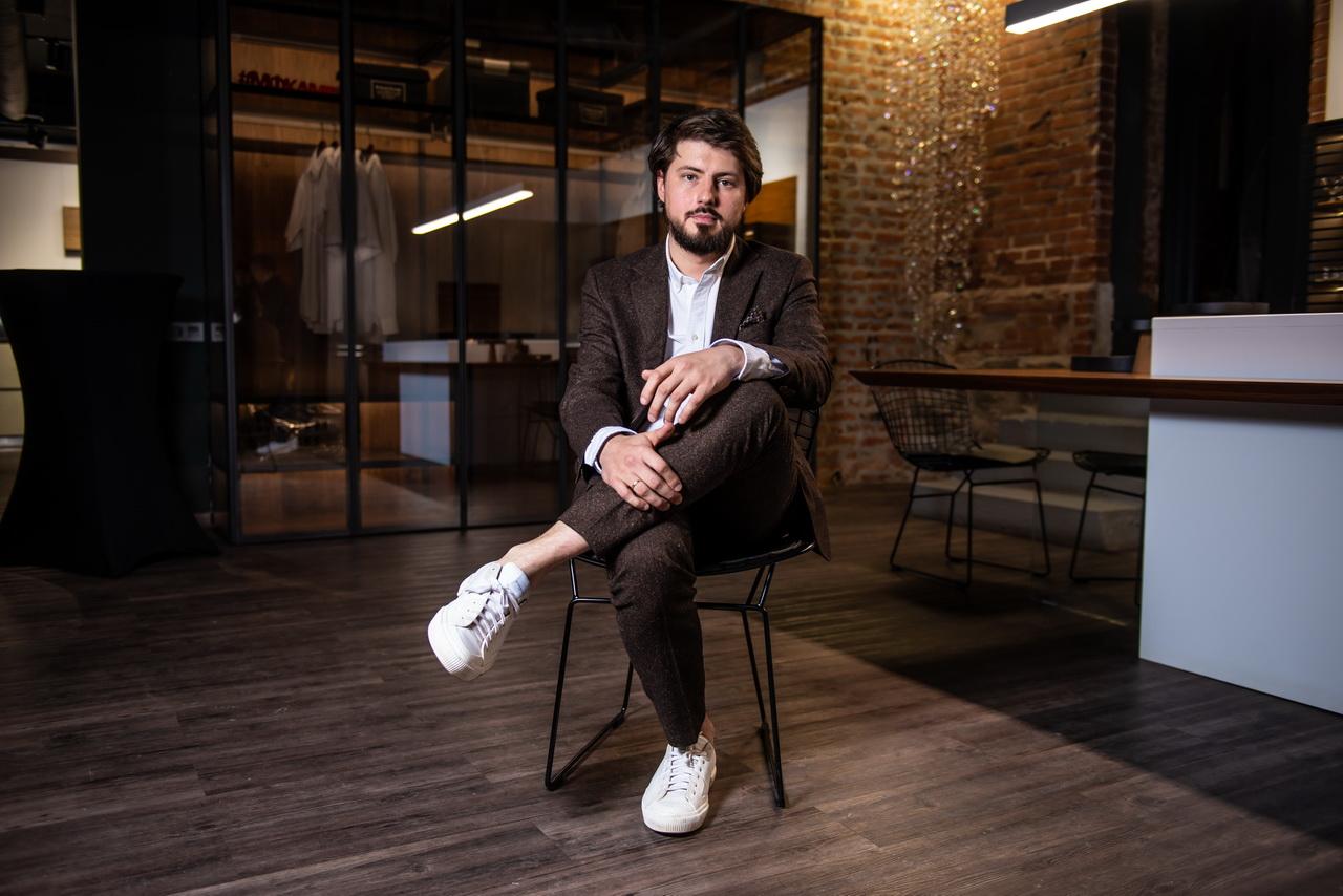 Сергей Пергаев: «Мы закладываем культурные ценности»