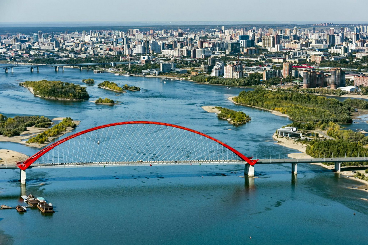Новосибирская область второй год подряд стала лидером «Рейтинга российских регионов в зарубежных СМИ»