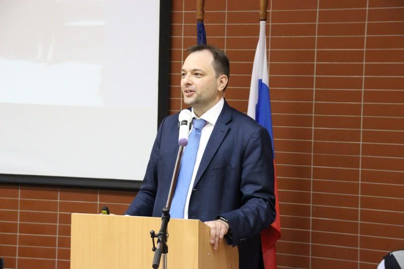 В НГУЭУ выбрали нового ректора