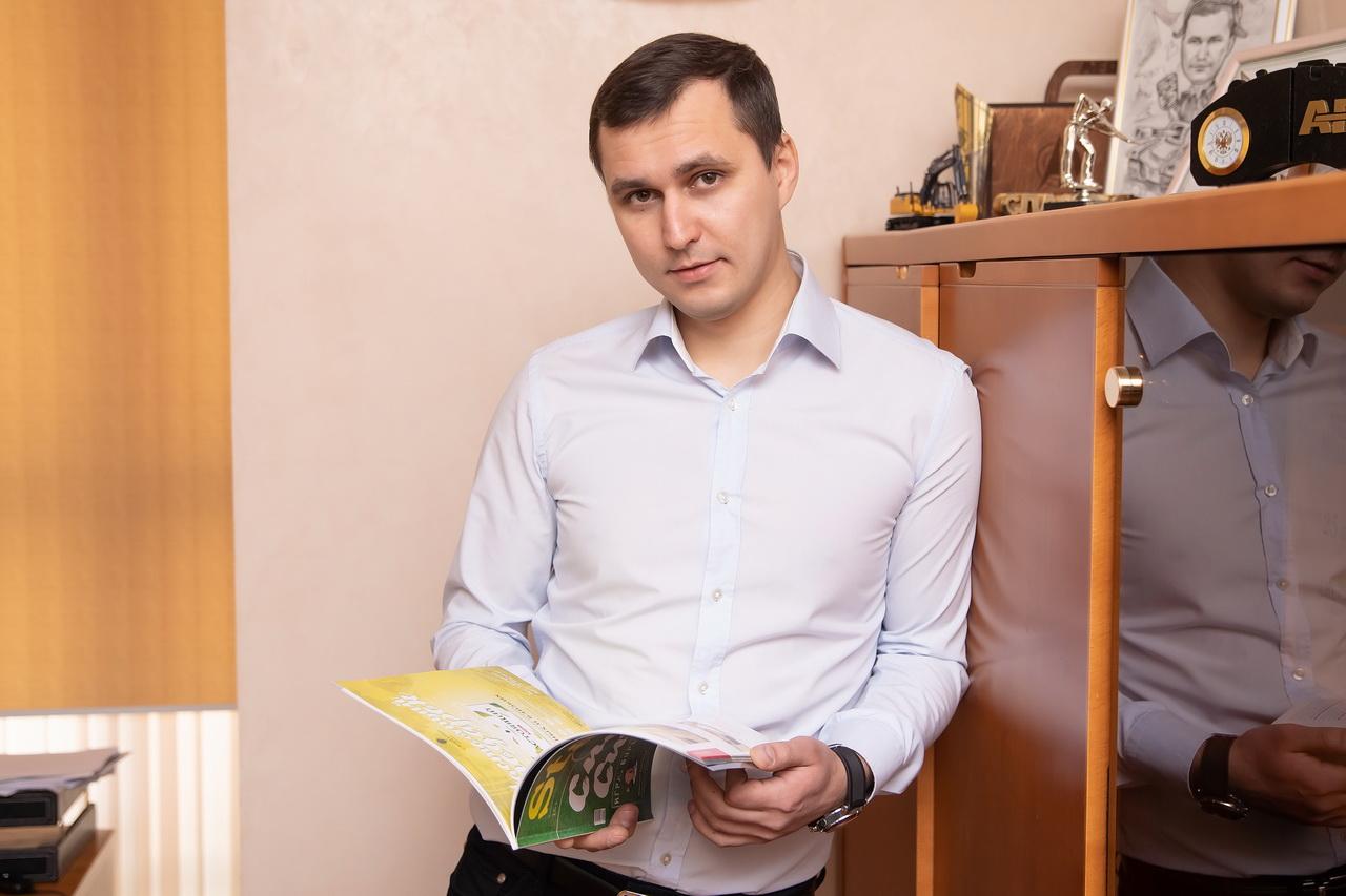 Кирилл Утюпин: «Бизнес существует не в вакууме, важны партнёрские отношения»