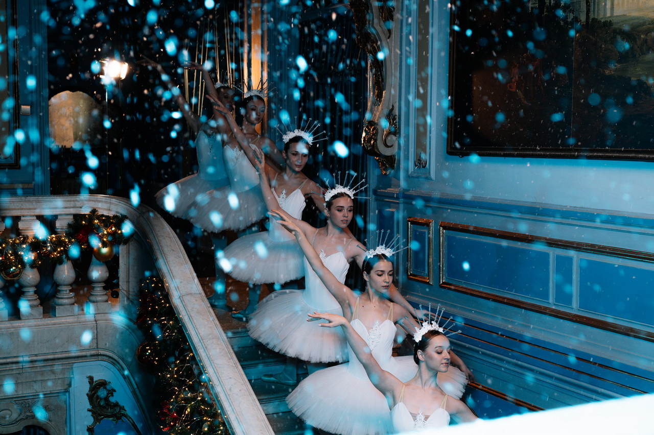 «БКС Мир инвестиций» объединил классический балет с новейшими технологиями