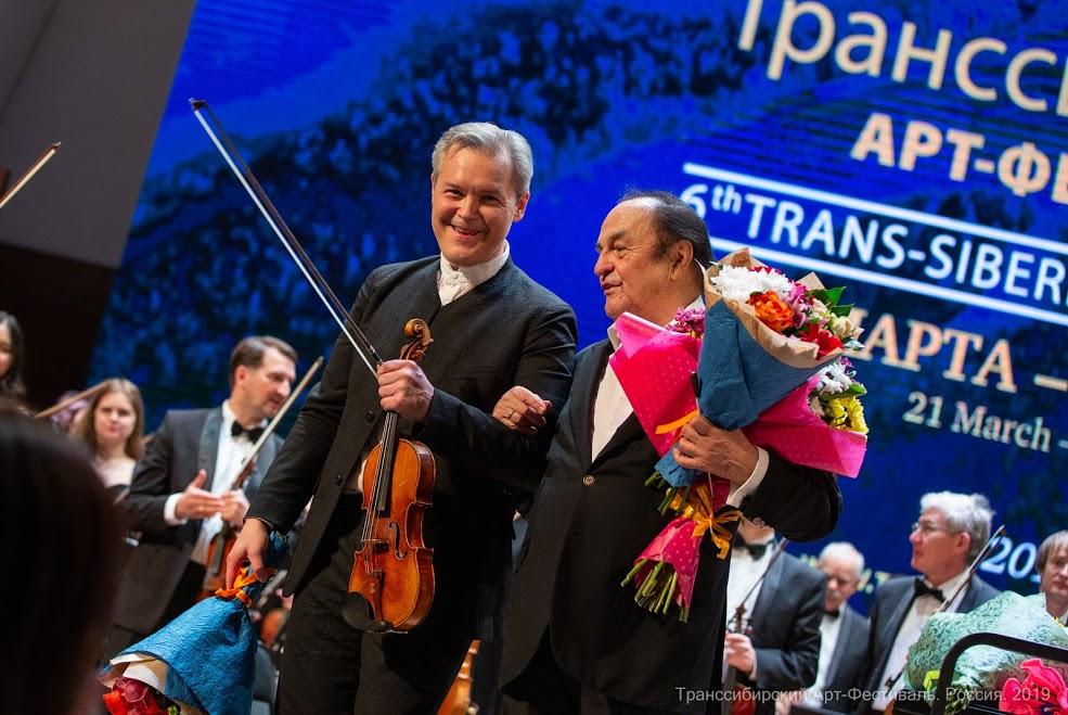 Сегодня 25 марта стартует Транссибирский Арт-фестиваль