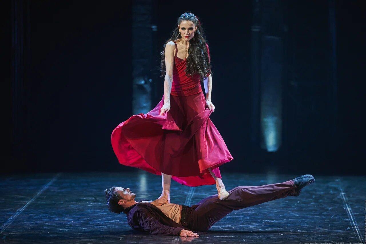 В НОВАТе продолжаются гастроли Театра балета Бориса Эйфмана