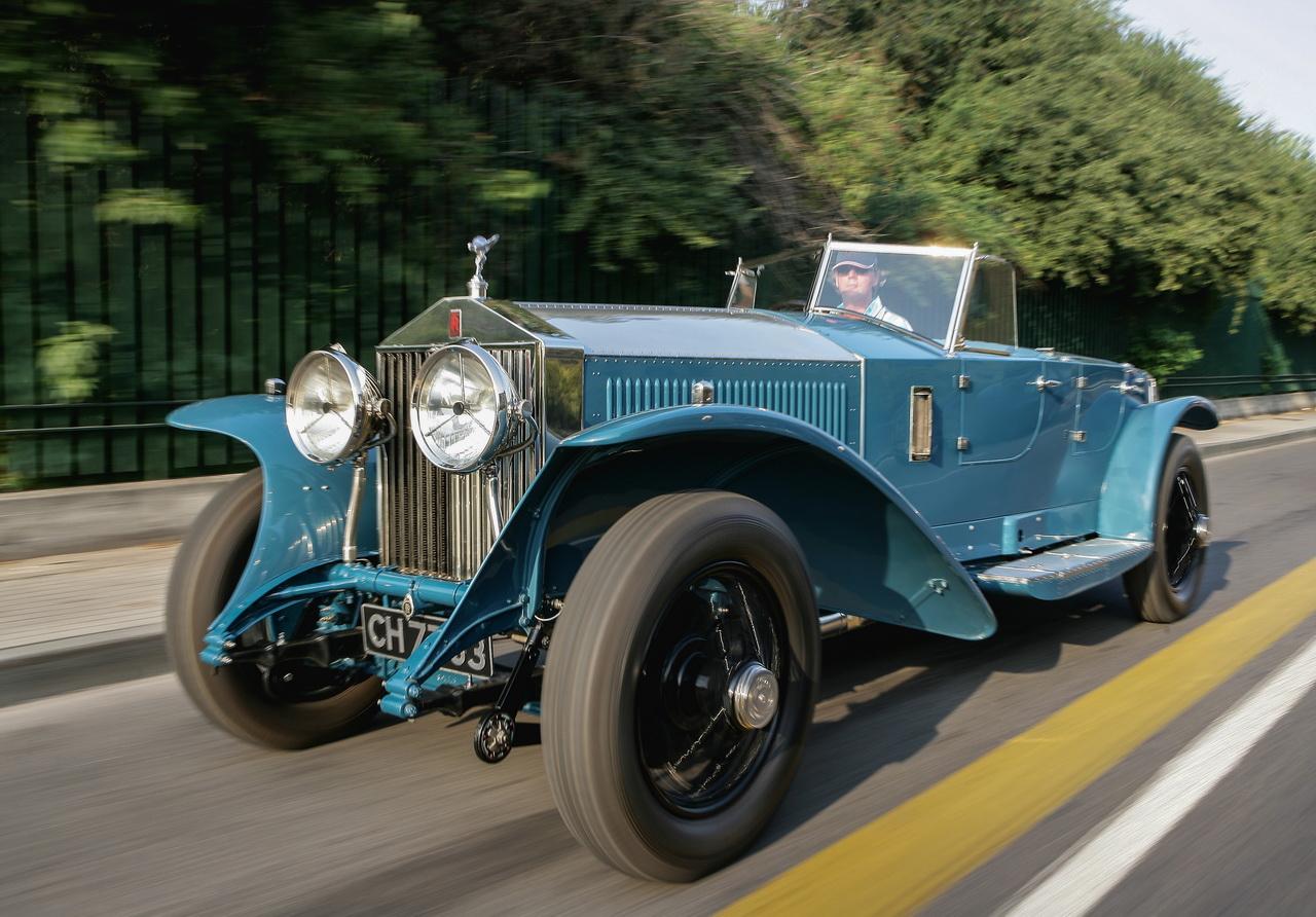 Rolls-Royce Coachbuild: великое наследие