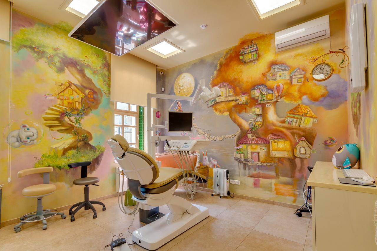 UMGkids: стоматология, из которой дети не хотят уходить