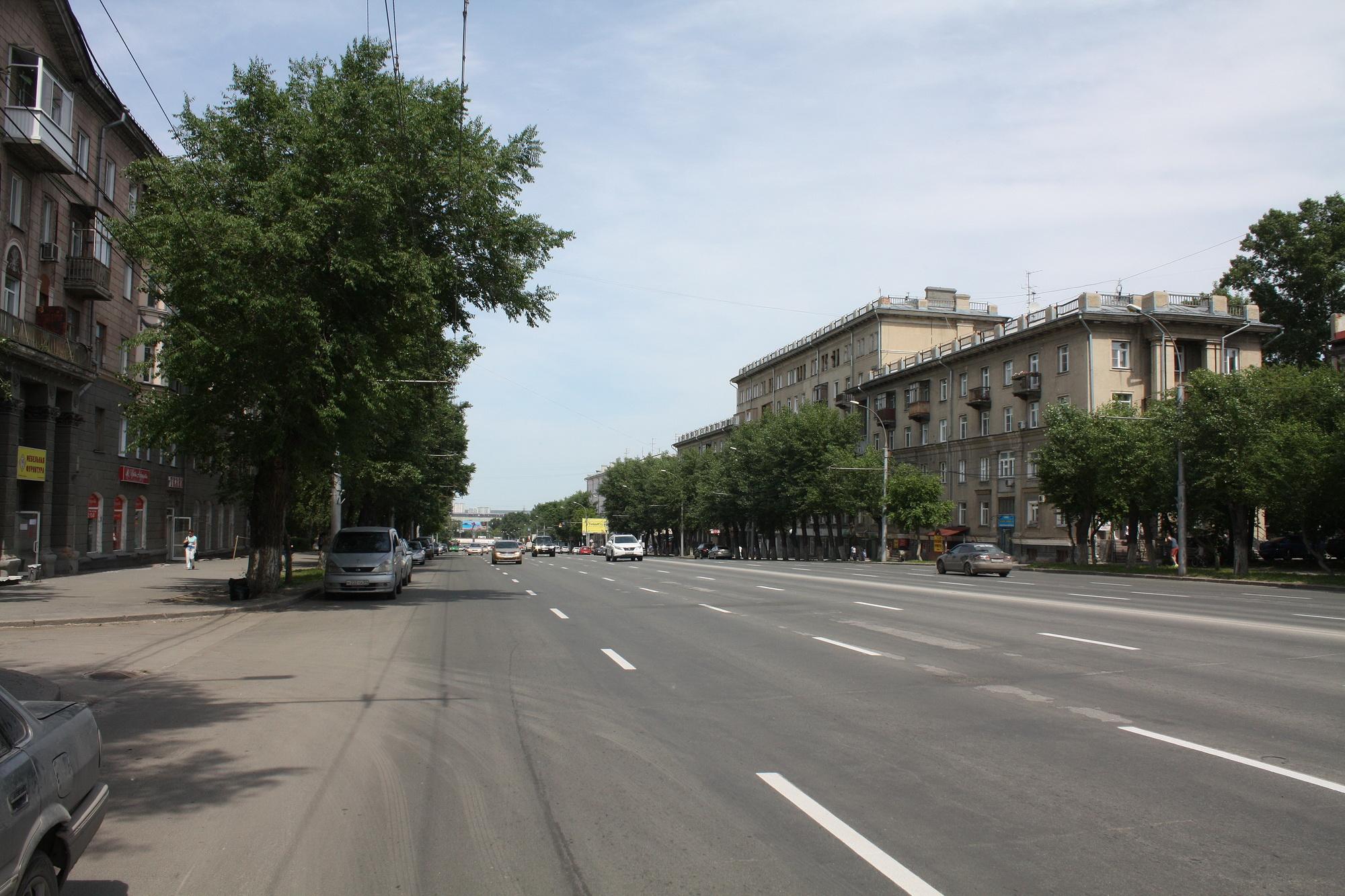 Левый берег Новосибирска лишится части парковок к МЧМ-2023