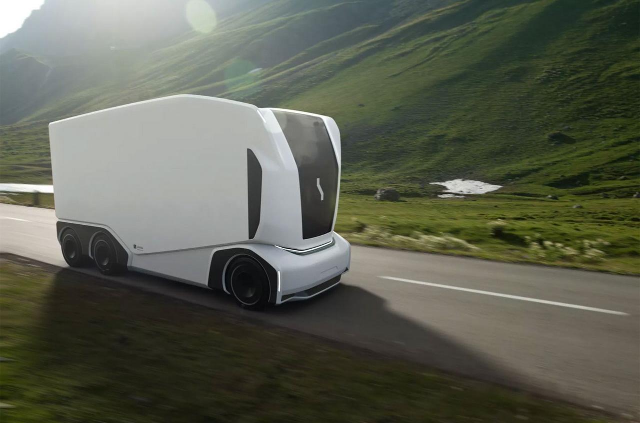 Беспилотные грузовики могут скоро появиться на дорогах, но пока это дорого и медленно