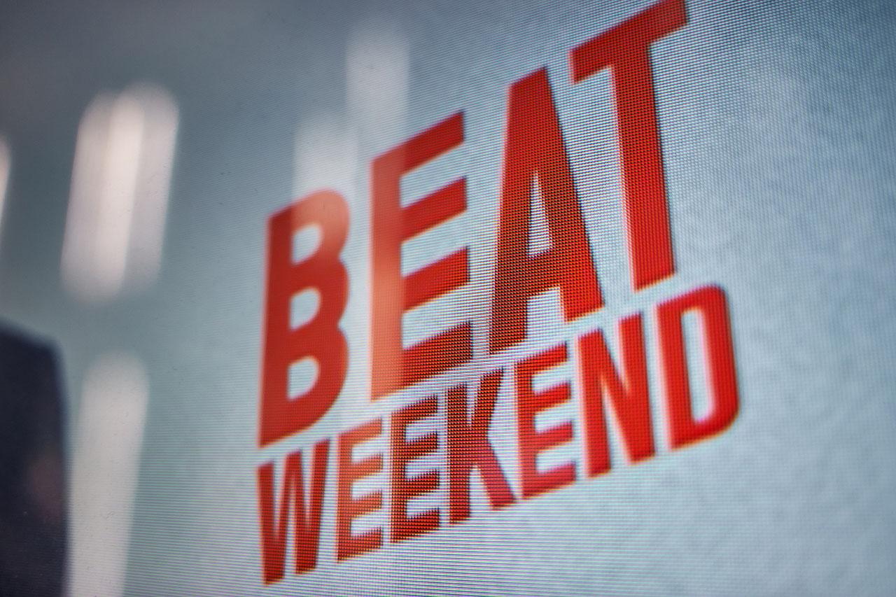 Открытие Beat Weekend в Новосибирске